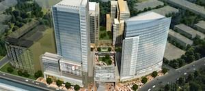 Greystar Real Estate Partners has acquired the site of a planned 404-unit apartment building to be developed in Tysons Corner.