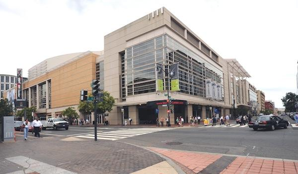 More outdoor signs could be coming to Verizon Center.