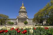 Moving out | No. 3: West Virginia (Shown: West Virginia State Capitol in Charleston, W.Va.)