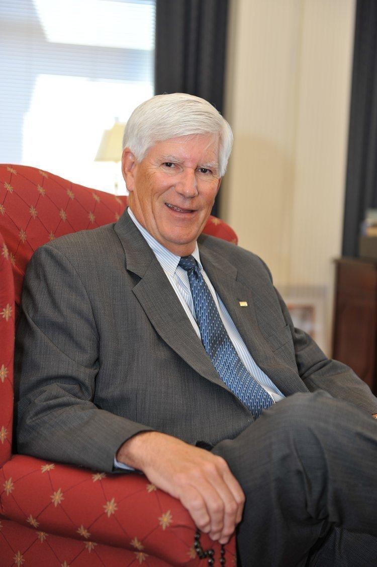 Scott Wilfong, SunTrust Bank's regional president for Greater Washington