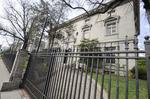 Former Italian Embassy up for sale