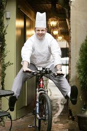 Best chef, Mid-Atlantic finalist:Cathal Armstrong, Restaurant Eve, Alexandria