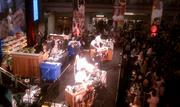 The Reagan Building packed with action and attendees for the 2012 Capital Food Fight.