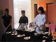 Dumplings from Bangkok Joe's.
