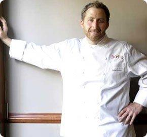Firefly chef Danny Bortnick.
