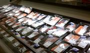 Fish selection at Dawson's Market in Rockville.