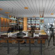 The bar area at Farmers, Fishers & Bakers.