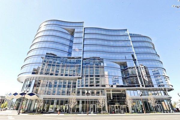 Accenture's office in Arlington.