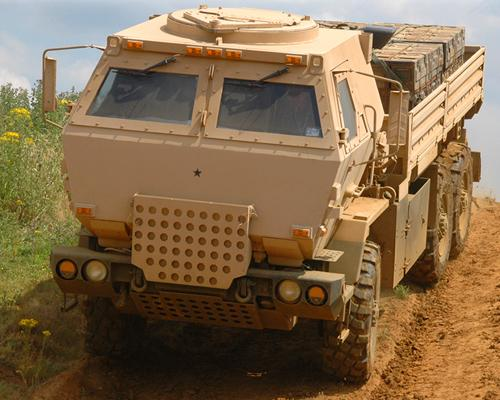 BAE Systems is one of the main competitors up for the competition for the armored multi-purpose vehicles.