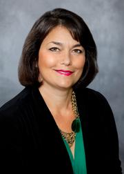 Aileen Black, vice president of VMware Public Sector