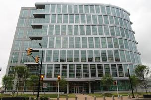 DARPA's headquarters at 675 N. Randolph Street in Ballston.