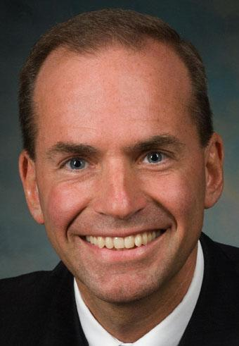 Dennis Muilenburg, executive vice president, president and CEO of Boeing Defense, Space & Security