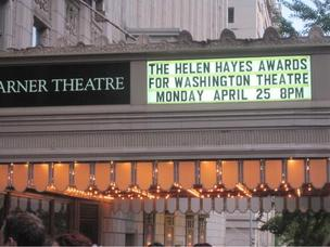 Helen Hayes Award nominations are out.
