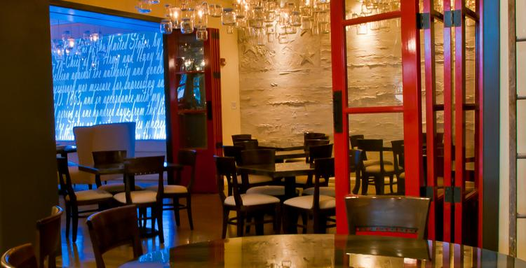 Lincoln Restaurant.