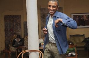 Chef Marcus Samuelsson was brought on to design the menu for the theater's supper club.