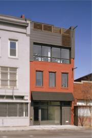 Office exterior at 510 H St. NW