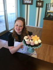Dana Bailey, Occasionally CakeDana Bailey was named manager-in-training and baker at Occasionally Cake in Alexandria in March. Before joining the bakery, Bailey worked with the Defense Department for eight years.