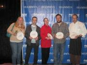 Pastry chef nominees.