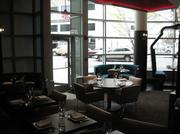 Part of the main dining area at Rasika West End.