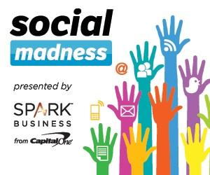 Round 2 of the nationals of the Minneapolis/St. Paul Business Journal's Social Madness competition got underway on Tuesday.