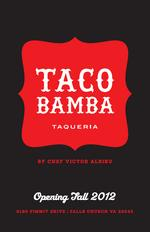 Victor Albisu does a Taco Bamba pop-up preview