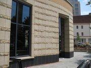 The outside entrance of Tel'veh Cafe & Wine Bar.