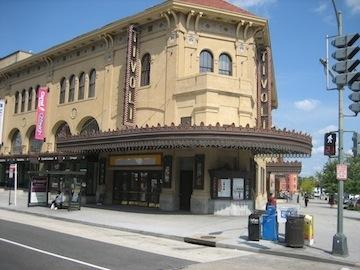 The Tivoli Theatre in Columbia Heights is one of several projects that have benefited from New Markets Tax Credit programs in the past.