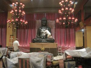 D.C.'s Buddha Bar appears to have closed.