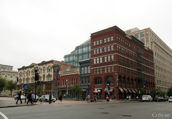 The New Republic plans to relocate next year to 525 9th St. NW under a lease with Douglas Development Corp.