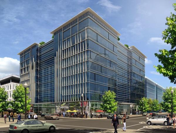 E Street Development Group LLC is planning to develop a mixed-use 