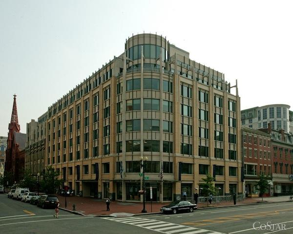 Wereldhave N.V. is in talks to sell the Portrait building in downtown D.C. to Lone Star Funds as part of a larger, $725 million portfolio sale expected to close early this year.