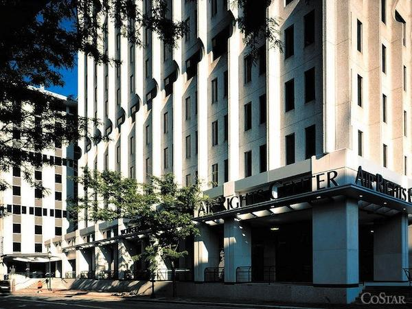 MRP Realty and Rockpoint have acquired the Air Rights Center in Bethesda from TIAA-CREF.