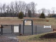 "The Brambleton dog park. ""We've done a really good job building a community out in the country,"" said Bill Fox, Brambleton's chief operating officer."