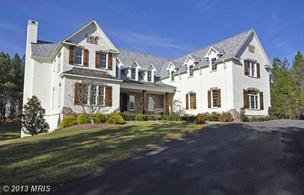 Washington Redskins quarterback Robert Griffin III has paid $2.5 million for a home at Creighton Farms.