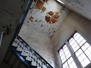Peeling paint and holes aside, the historic Franklin School is a spectacular building. It is on the National Register of Historic Places and the D.C. Register, and much of it will be protected throughout the rehabilitation.