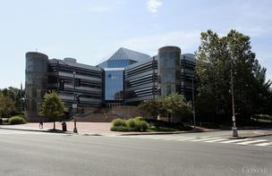 New York's 601W Cos. is seeking architects to help plan out the future use of 4000 Connecticut Ave. NW after Intelsat S.A. leaves the building for a new U.S. headquarters in Tysons Corner.