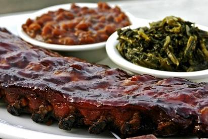 The top barbecue restaurants in Memphis