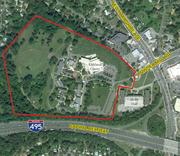 Monument Realty has signed a letter of intent to buy the National Labor College's 47-acre Silver Spring campus.