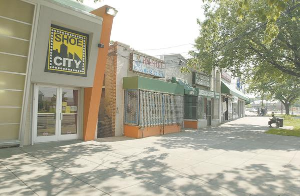 The federal government may force the District to reimburse it more than $28 million because the city has been unable to produce records of how the money was spent on the redevelopment of the Skyland Shopping Center.