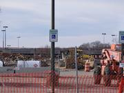 Bulldozers and their crews are hard at work at the shuttered Springfield Mall, slated to reopen at the Springfield Town Center in the summer of 2014.