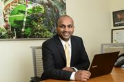 Sri Velamati is overseeing the redevelopment of The Blairs after being named vice president of development for The Tower Cos. in June.