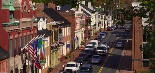 The Town of Leesburg is now the largest town in Virginia.
