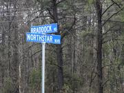 Northstar Boulevard in southern Loudoun ends at Braddock Road. The developer of nearby Willowsford has offered to build an extension as part of a rezoning plan.