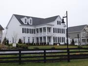 A home at Willowsford in Loudoun. Developer Corbelis has asked the county to rezone 737 acres at Braddock Road and Lightridge Farm Road, and in exchange, the developer would build a small segment of the Bi-County Parkway.