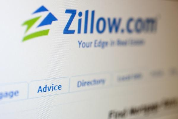 Real estate data firm Zillow says the number of active residential listings in the Washington area is down 23.3 percent from a year ago, compared to an inventory decline of 16.6 percent nationally.