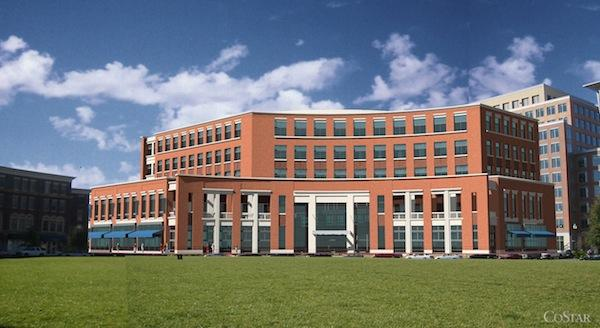 Commonfund has sold its Carlyle Center in Alexandria for $78 million.
