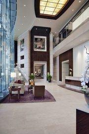 Trump International Hotel & Tower Chicago lobby