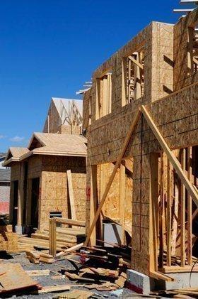 Housing contruction
