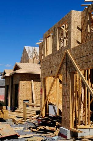 The National Association of Home Builders says its builder  confidence index rose for the sixth consecutive month in October,  gaining one point to 41.