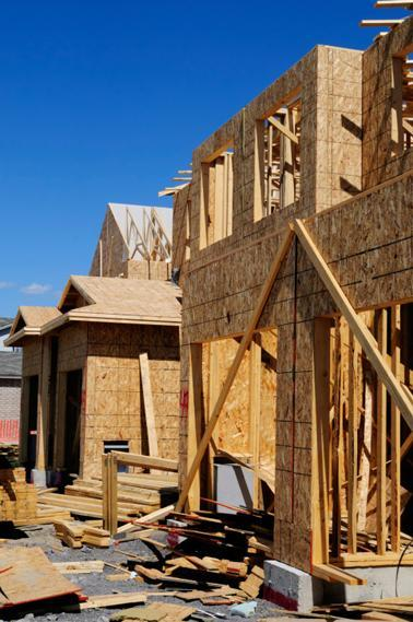 Housing starts in South Florida rose in the third quarter compared to the prior year.